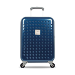 Suit Suit Lightweight Luggage Matrix Denim Teal