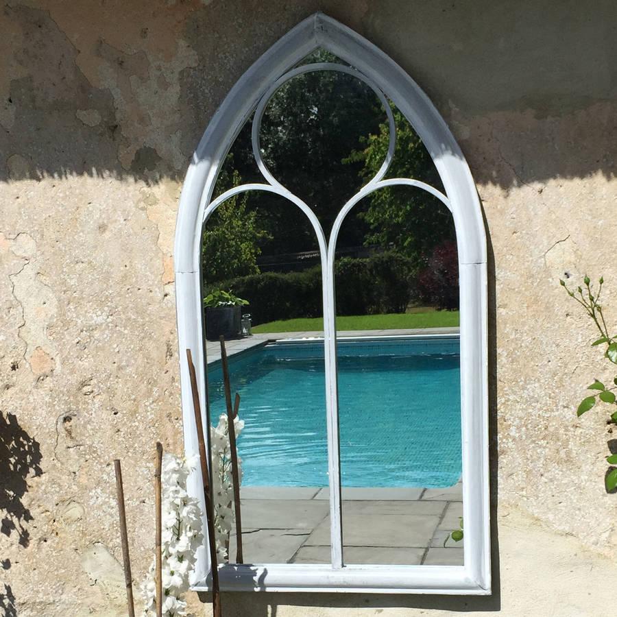 Chapel Window Mirror By All Things Brighton Beautiful