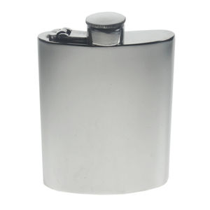 Personalised Graduation Hip Flask