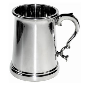 Personalised Graduation Tankard - tableware