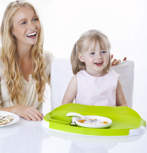 The Tidy Table Tray - children's tableware