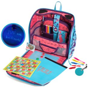 Children's Music Design Activity Backpack - children's accessories