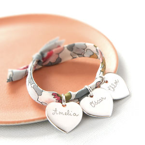 The Personalised Liberty Bracelet - children's accessories