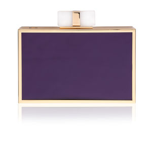 Adelaide Patent Clutch Bag - evening bags