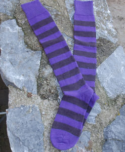 Long Everyday Alpaca Socks - new lines added